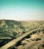 Highway #X, XXXX Kibbutz, Negev Desert, Israel