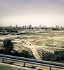 Undeveloped Land, Skyline, Be'er Sheva, Israel