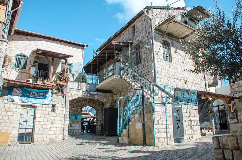 Old city, Safed