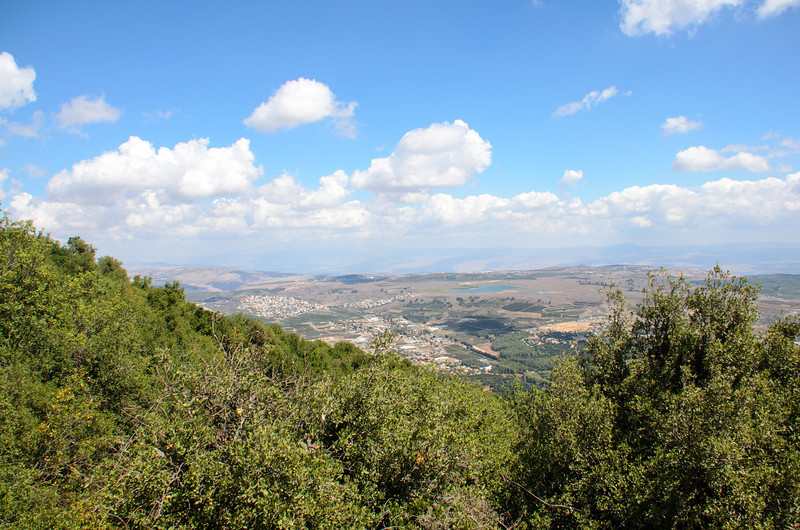 View from Maalot-Tarshiha