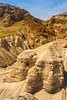 The hills and caves of Qumran National Park, Kalia, Israel, Middle East.