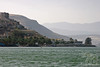 Shore from Sea of Galilee