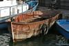 Rusty Boat @ Ein Gedi