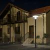 Sarona at night