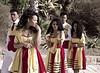 Maids of Honor, I, Eritrean Marriage Ceremony, Jaffa, Israel