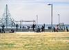 Park, Mediterrean Sea, Tel Aviv, Israel