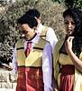 Maids of Honor, II, Eritrean Marriage Ceremony, Jaffa, Israel