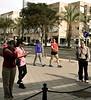 Muscleman, Rabin Square, Tel Aviv, Israel