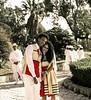 Couple, Eritrean Wedding Ceremony, Jaffa, Israel