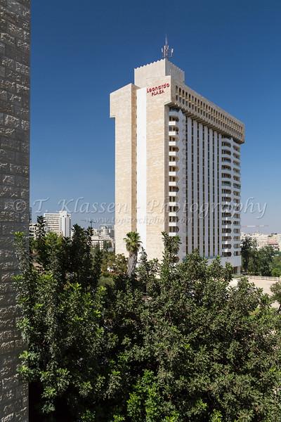 The Leonardo Plaza Hotel in West Jerusalem, Israel, Middle East.
