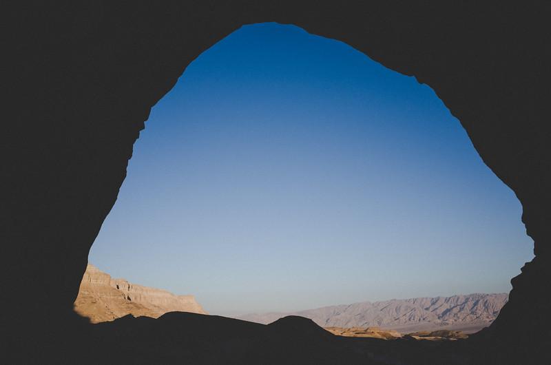 Big Arch im Timna Park