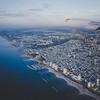Anflug auf Tel Aviv