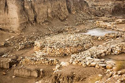 Canaanite sacrificial alter in Megiddo