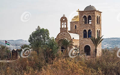 Greek Orthodox Church of St John the Baptist on the Jordan River
