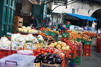Israel, Nazareth, Market, Acre, Tel Aviv