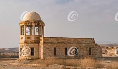 Ancient Franciscan Catholic Church at Qasr El Yahud Baptismal Site