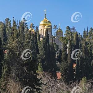 Russian Monastery Ein Kerem