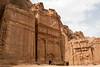 Nabataean tombs