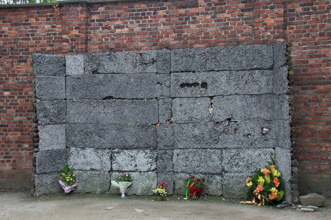 Wall of death Political prisoners marched to the wall and shot in back of the head.