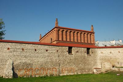 Kazimierz, JCC & Plaszow 8-30-12