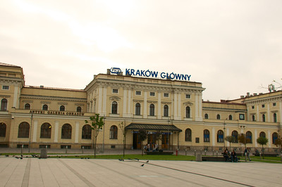 Krakow to Warsaw (Cemetery) 9-2-12