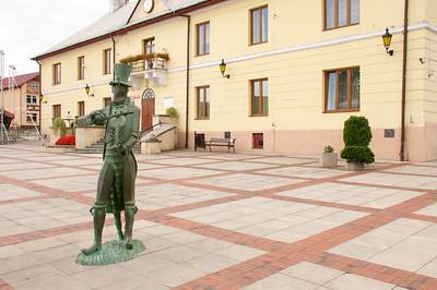 Szczebrzeszyn, Belzec & Zamosc 8-25-12