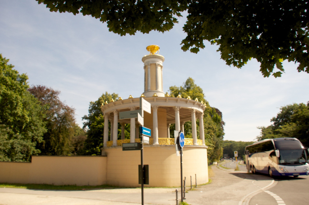 Known as The Big Curiosity Part of the Glienicke Palace.