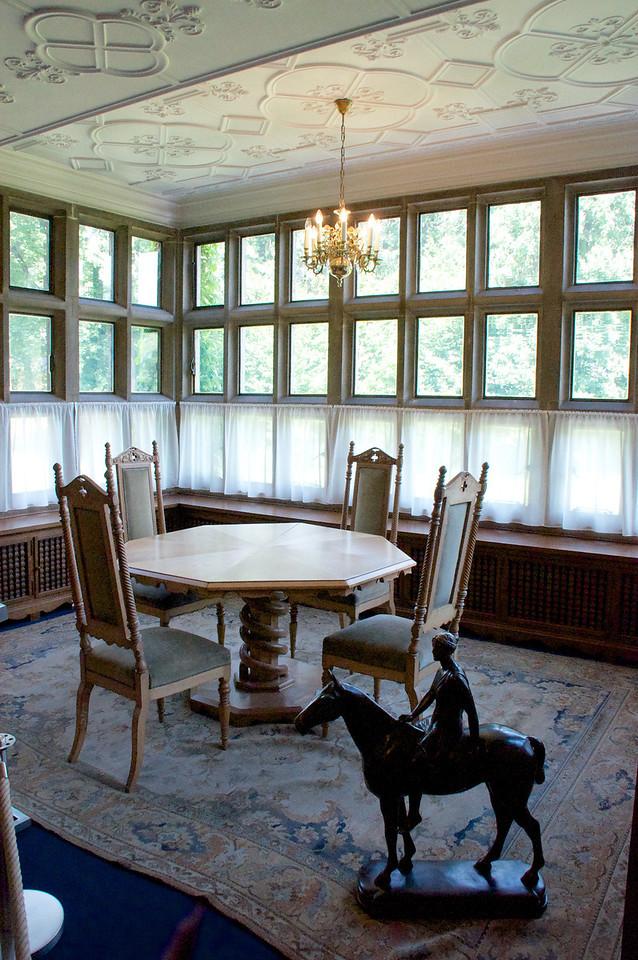 Part of Churchill's office.