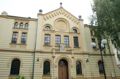 Warsaw Ghetto, Synagogues & Memorials 8-22-12
