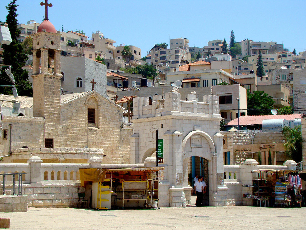Nazareth-Greek Church of Annunciation