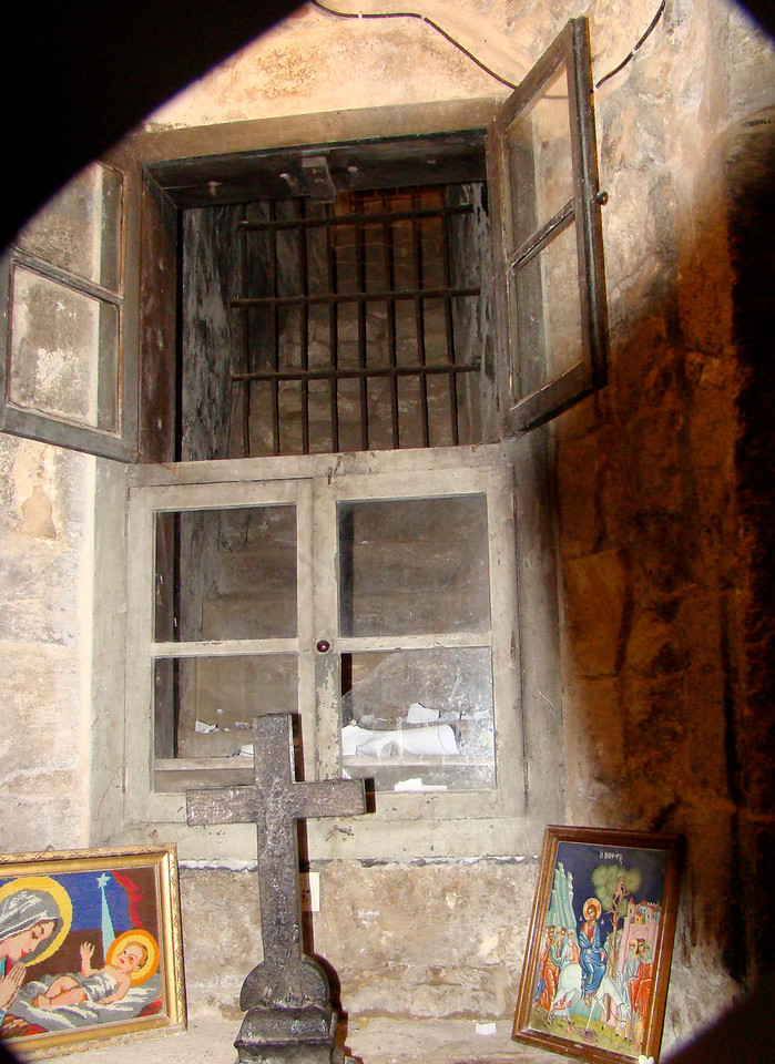 Original Entrance-Greek Church of Annunciation