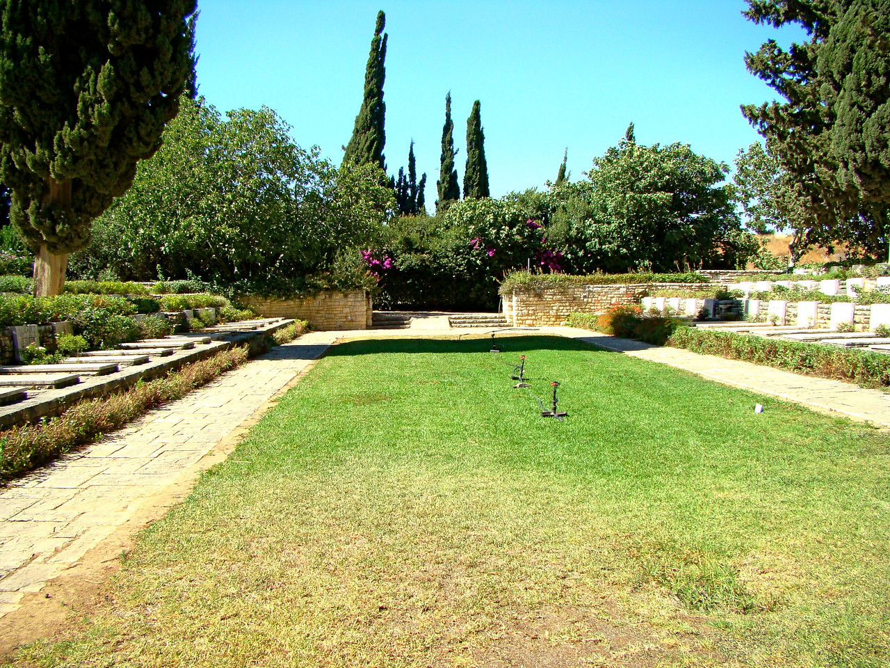Tel Hai Cemetery- HaShomer Area (HaShomer to Haganah to Palmach to IDG)