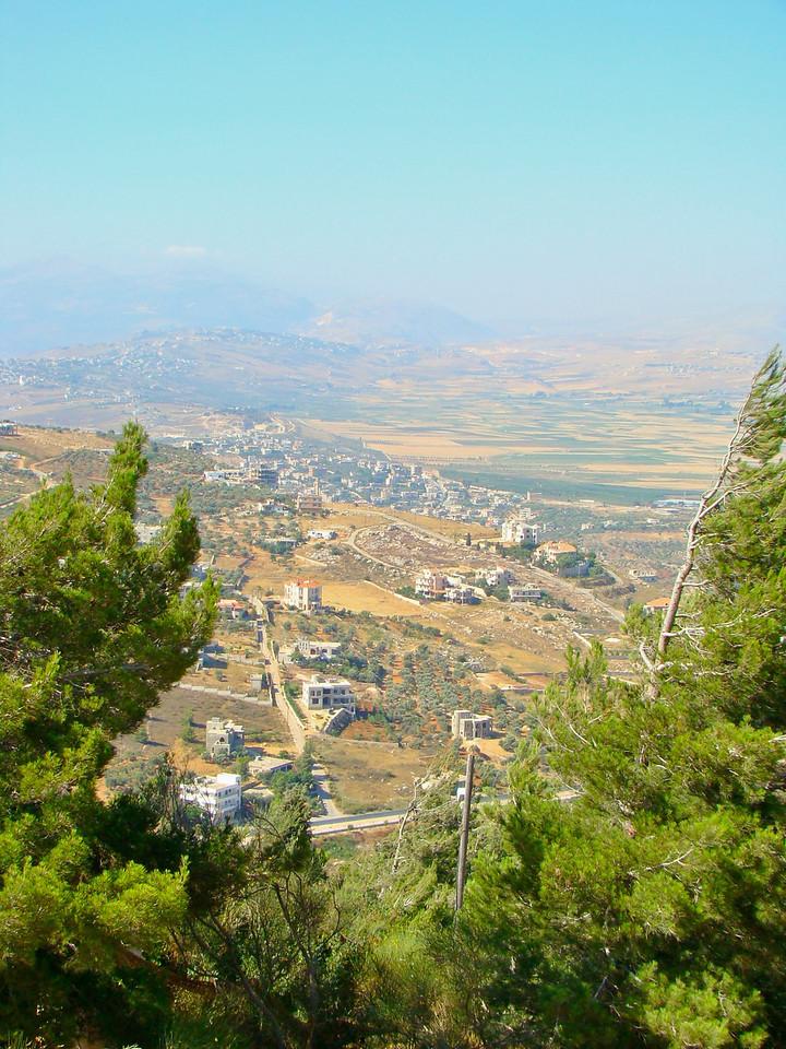 Kibbutz Miz Gav Am-Lebanon from Kibbutz (1)