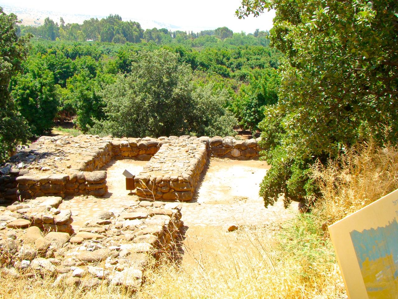 Tel Dan-4 Chamber Gate (1)