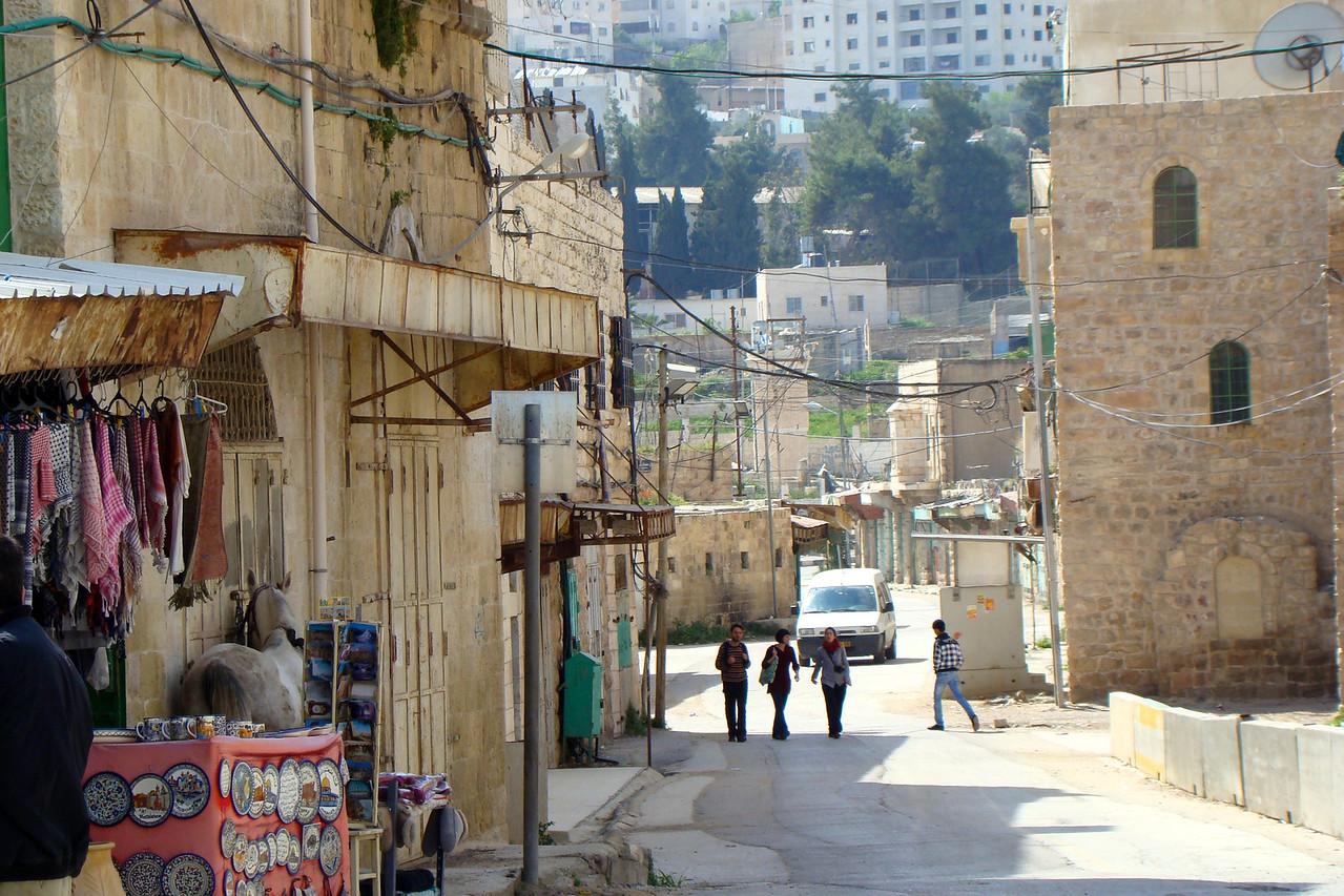 Streets of Hebron