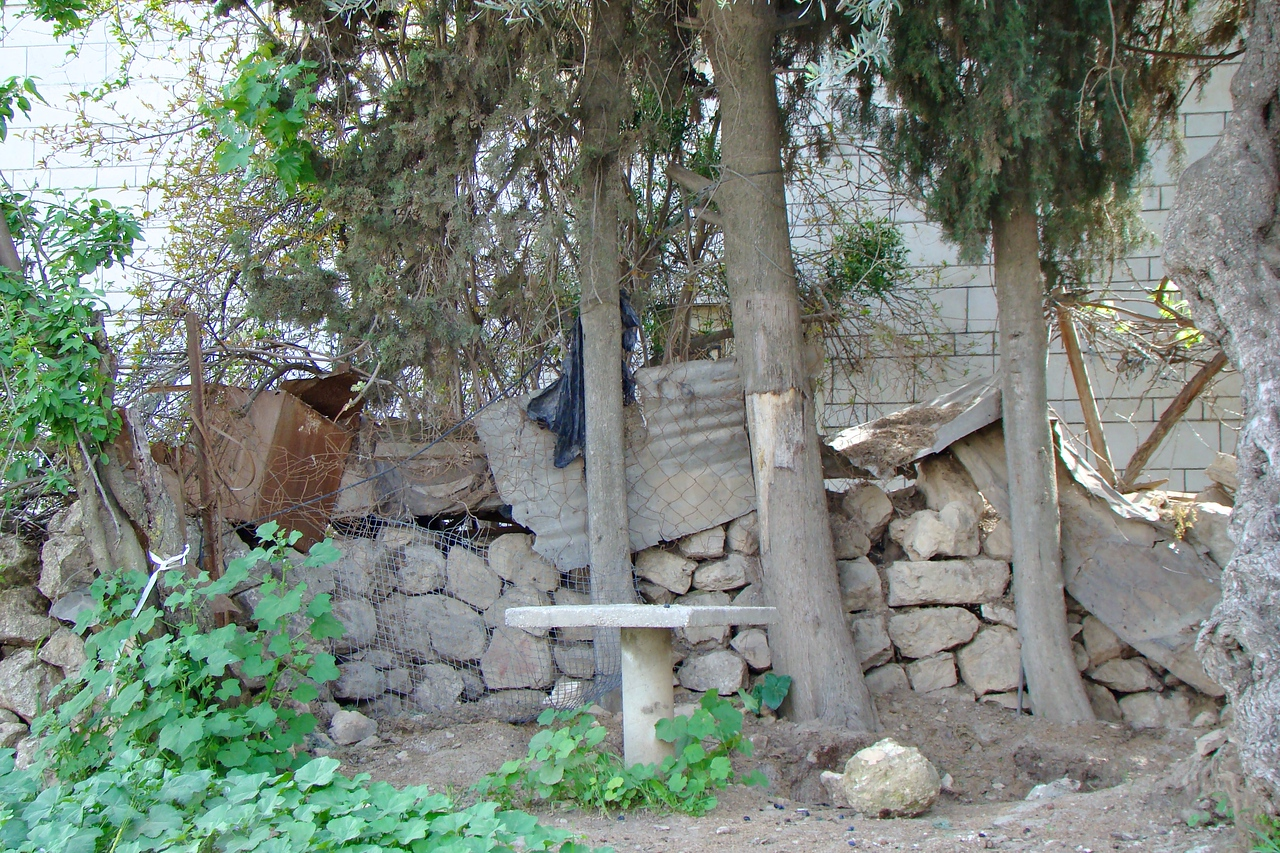 Part of Fortification of Hebron