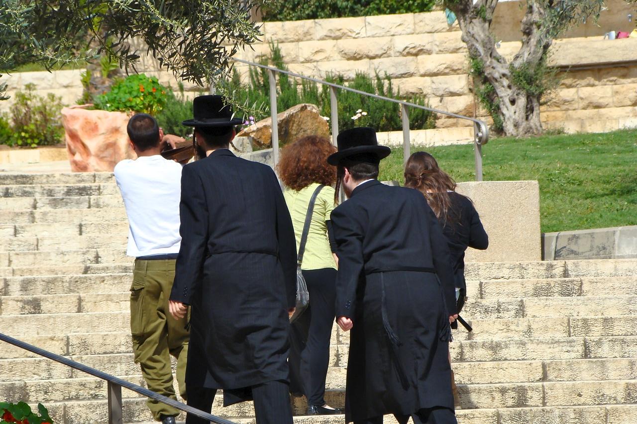 People in Hebron