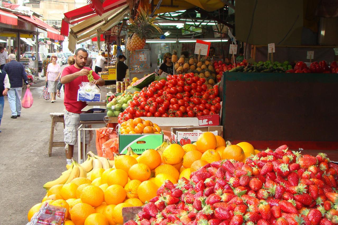 Carmel Market-Assorted Fruits