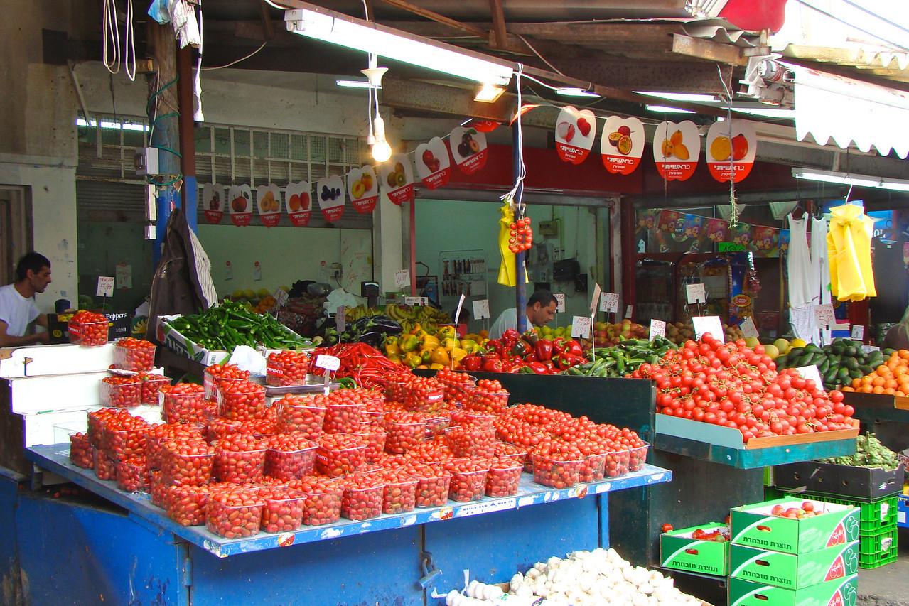 Carmel Market-Assorted Vegetables
