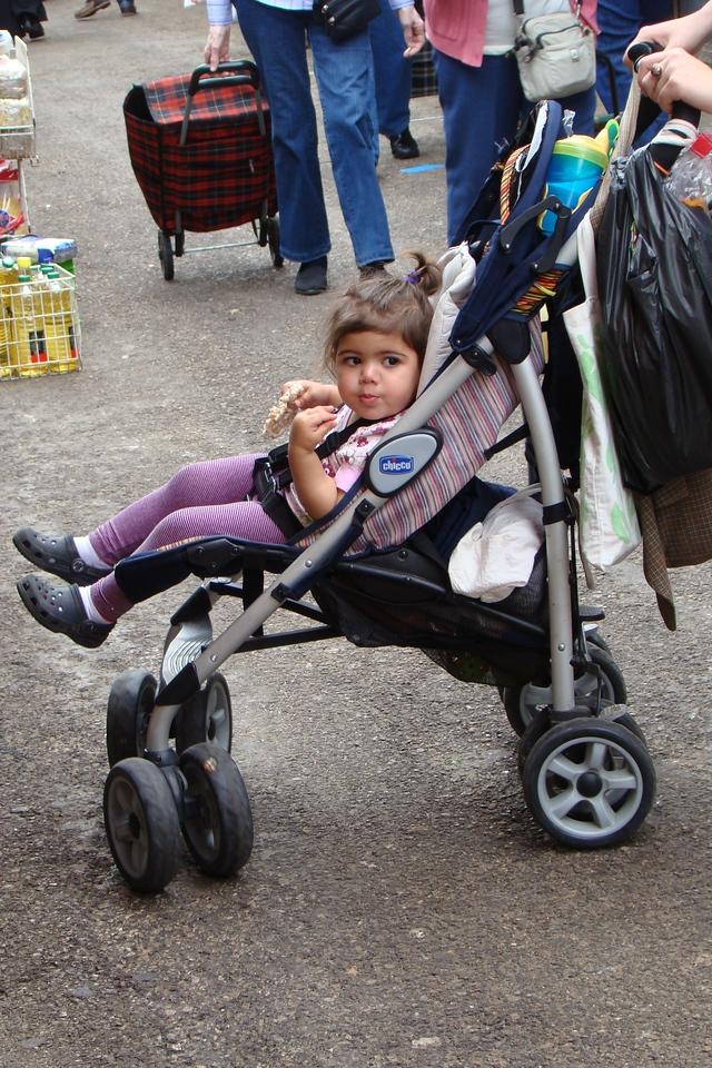 Carmel Market-Shopping Outing