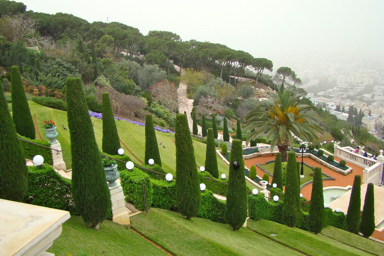Haifa-B'hai Gardens 3