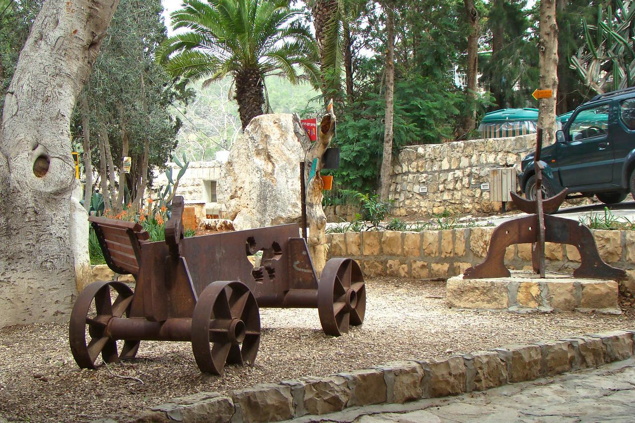 Ein Hod-Garden Sculptures