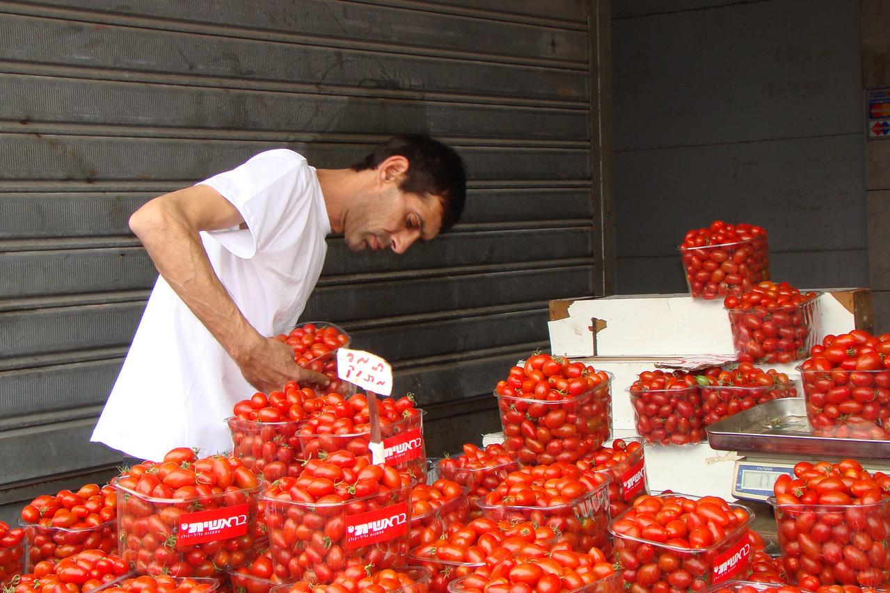 Carmel Market-Cherry Tomatoes
