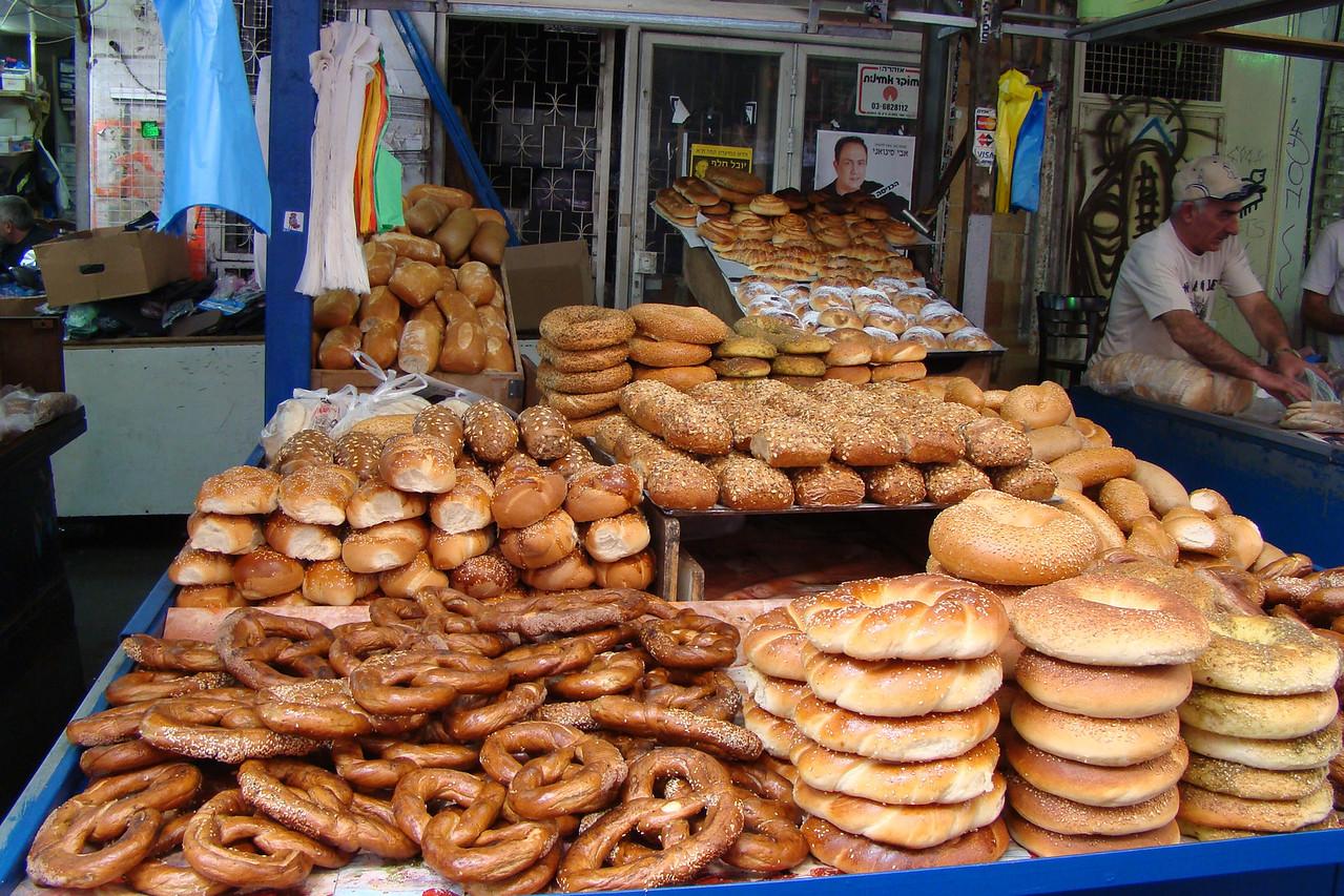 Carmel Market-The Original Bagel