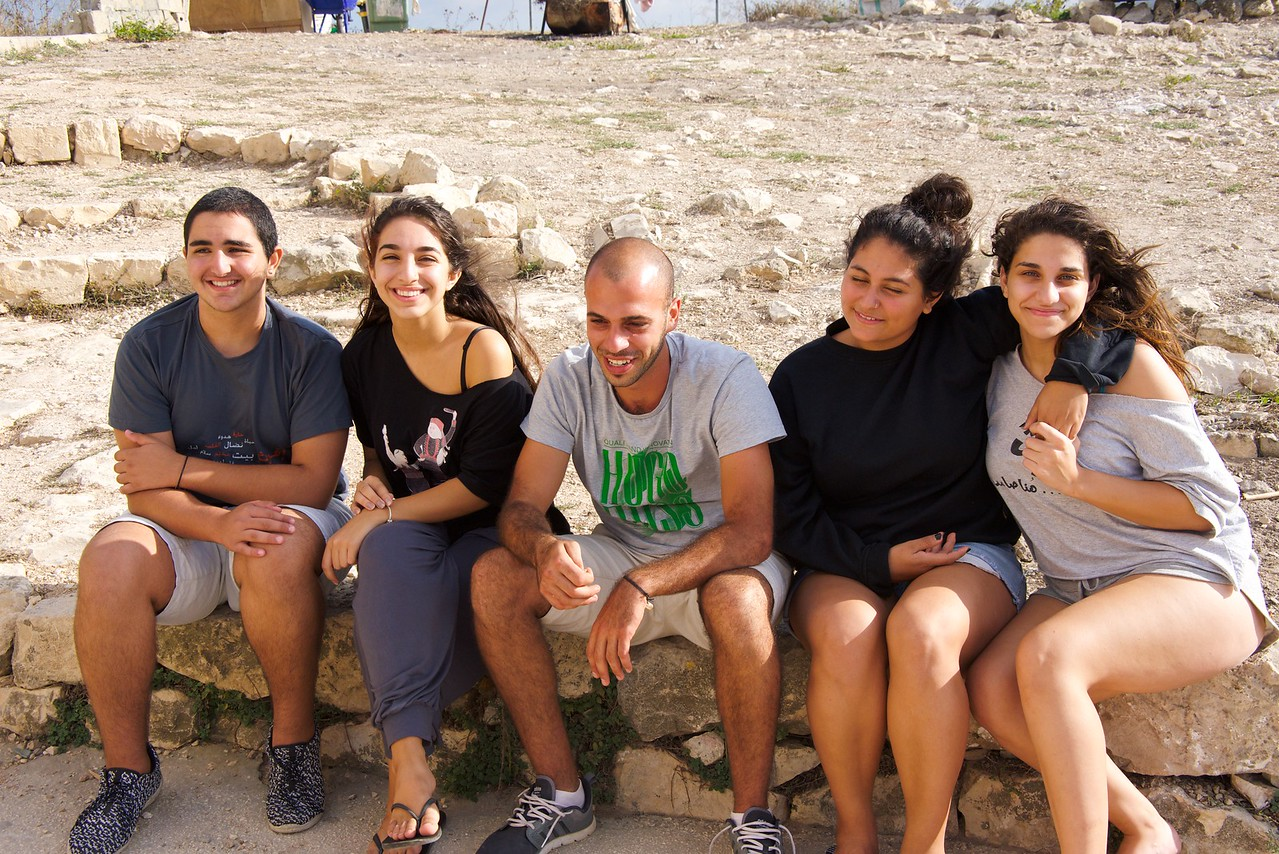 A group of the village's youngsters decided to stay in the village and conduct their lives as regular villagers as an act of opposition to the Israeli government's continued dismissal of the case.
