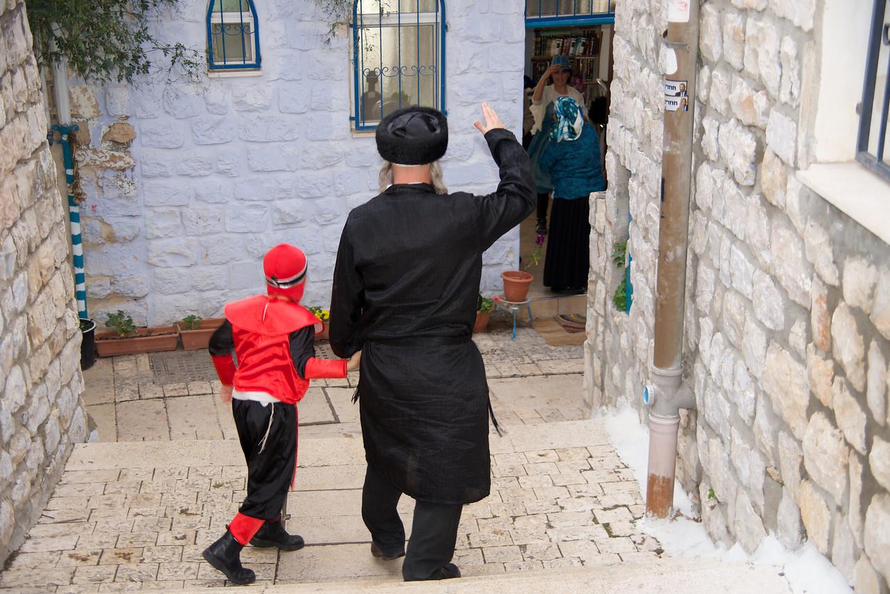 More Purim Costumes