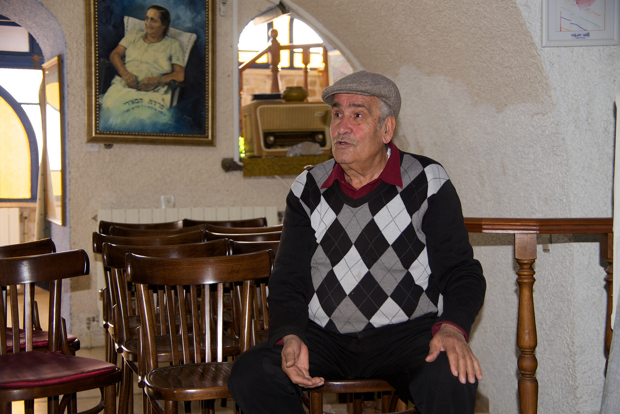 Meyer HaMeiri, Owner of Safed Cheese Factory