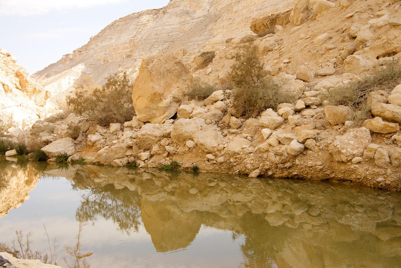Upper Pools of Ein Avedot