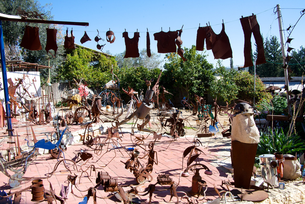 Loved The Clothes Line in Grandfather's Garden