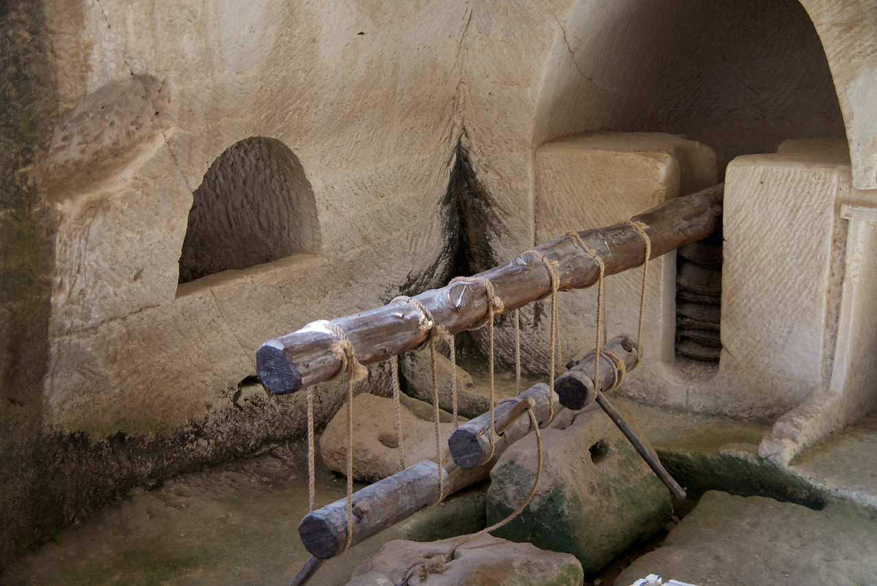 Olive Press Cave